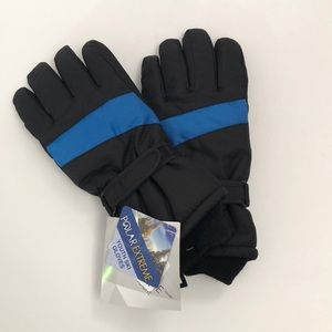 Youth 3M thinsulated ski gloves